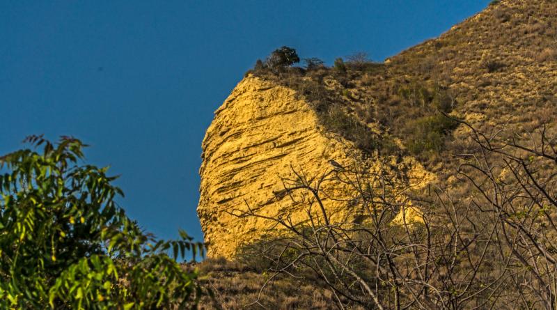 República Dominicana. Parque Nacional Montecristi
