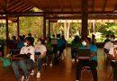 Especialistas de la Secretaria del Corredor Biológico en el Caribe impartieron una capacitación a estudiantes de RD