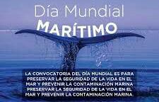 23 de septiembre: Día Marítimo Mundial